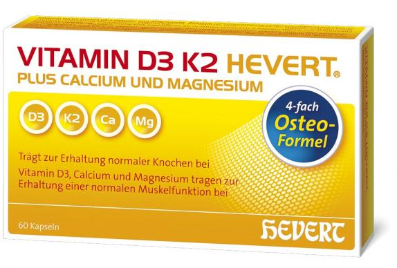 Vitamin D3 K2 Hevert