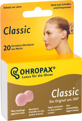 OHROPAX Classic Ohrstöpsel