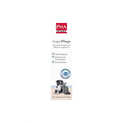 PHA AugenPflege Tropfen für Hunde und Katzen