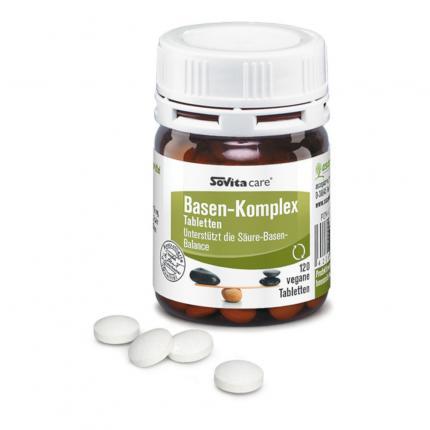 SOVITA care Basen-Komplex Tabletten