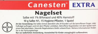 Canesten Extra-Nagelset (+15 Pflaster+Schaber)