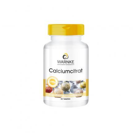 Calciumcitrat