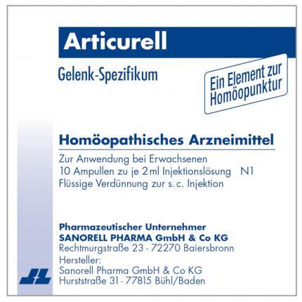 ARTICURELL Ampullen