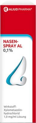 Nasenspray AL 0,1%