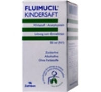 Fluimucil Kindersaft 2%