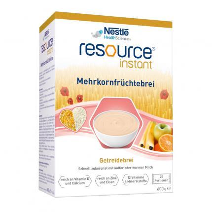 Resource Instant Mehrkornfrüchtebrei