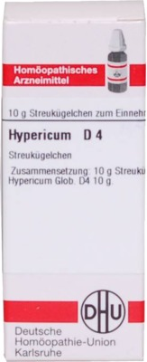 HYPERICUM D 4 Globuli