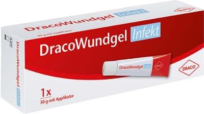DRACOWUNDGEL Infekt mit Applikator