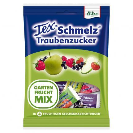 Soldan Tex Schmelz Traubenzucker Gartenfrucht-mix