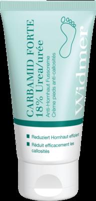 WIDMER Carbamid Forte 18% Urea Creme