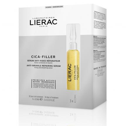 LIERAC CICA-FILLER Anti-Wrinkle Repairing Serum