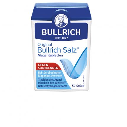 Bullrich-Salz Magentabletten