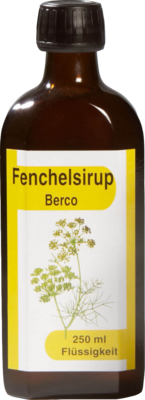 FENCHELSIRUP Berco