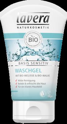 LAVERA basis sensitiv Waschgel dt