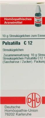 PULSATILLA C 12 Globuli