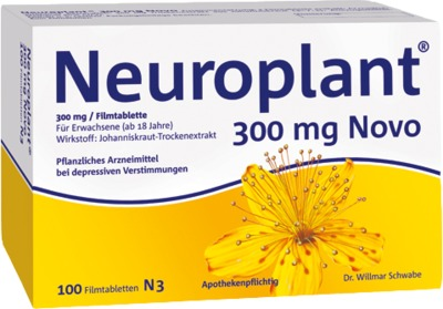 Neuroplant 300mg Novo