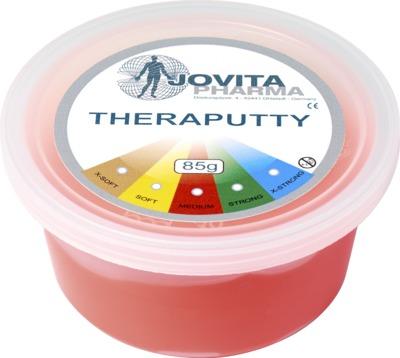 THERAPUTTY Therapieknete medium rot