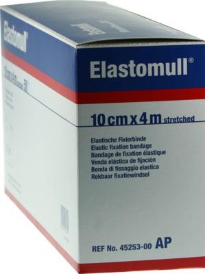 Elastomull 10cmx4m streched Elastische Fixierbinde