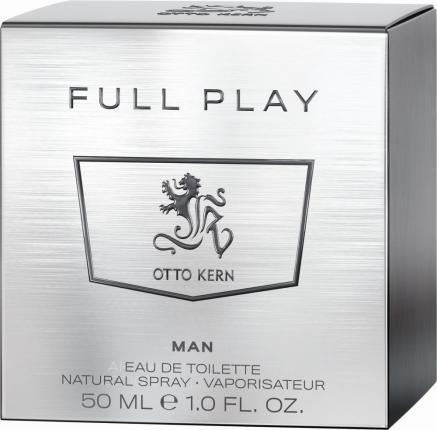 OTTO KERN FULL PLAY MAN EDT