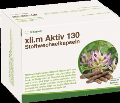 XLIM Aktiv 130 Stoffwechselkapseln