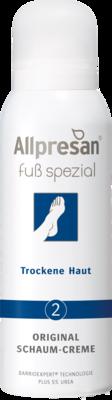 ALLPRESAN Fuß spezial Nr.2 trockene Haut Schaum