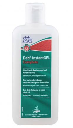 Deb InstantGEL Complete Händedesinfektionsgel