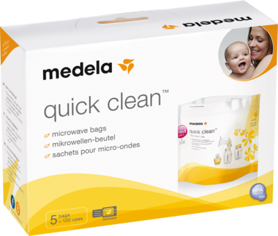 MEDELA Quick Clean Beutel