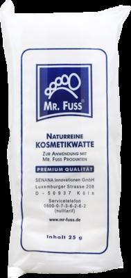 MR.FUSS naturreine Kosmetikwatte