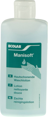 MANISOFT Waschlotion Spenderflasche