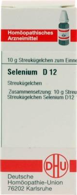 SELENIUM D 12 Globuli