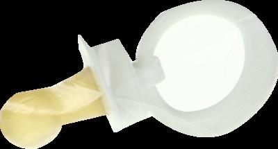 BERUHIGUNGSSAUGER Kirschf.Lat.0-6 M.weiß