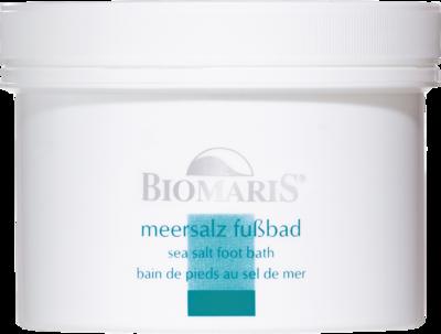 BIOMARIS Meersalz Fußbad