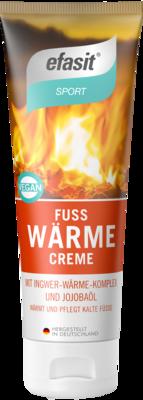 EFASIT SPORT Fuß Wärme Creme