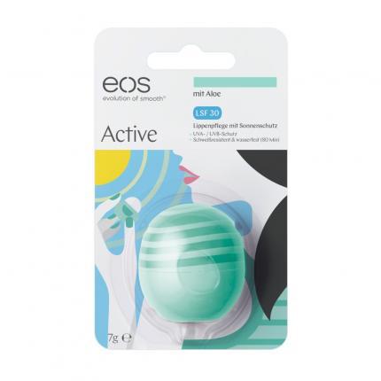 EOS Active Lippenpflege mit Aloe LSF 30 Blister