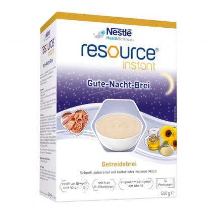 Resource Instant Gute-Nacht Brei