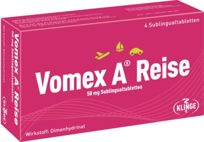 Vomex A Reise 50mg