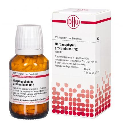 HARPAGOPHYTUM PROCUMBENS D 12 Tabletten