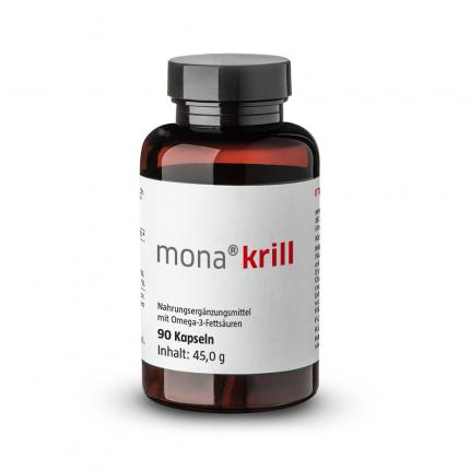 Mona Krill Kapseln