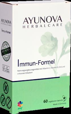 AYUNOVA Immun-Formel Kapseln