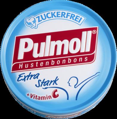 PULMOLL Hustenbonbons extra stark zuckerfrei