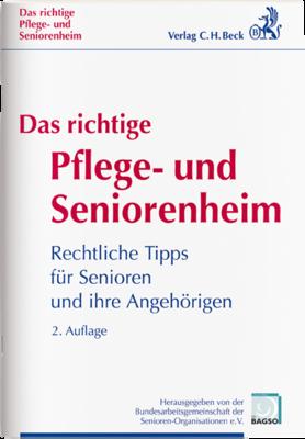 BECK Verlag Pflege- u.Seniorenheim
