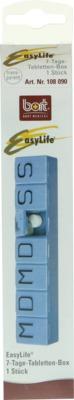 BORT EasyLife 7-Tage-Tablettenbox weiß