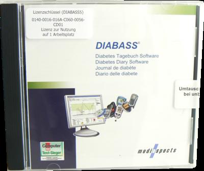 DIABASS Tagebuchsoftware f.Diabetiker