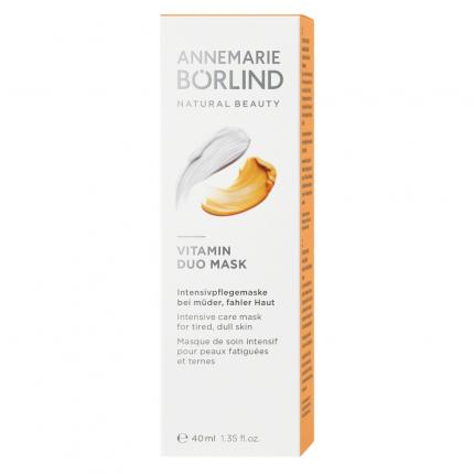 BÖRLIND Vitamin Duo Mask