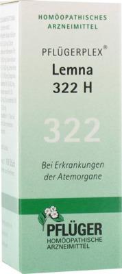 PFLÜGERPLEX Lemna 322 H Tabletten