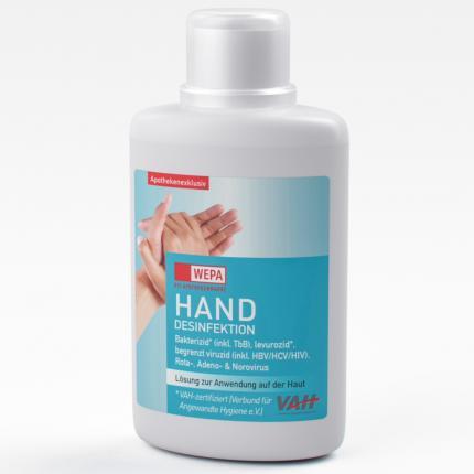 Wepa Handdesinfektion