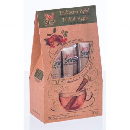 TEA STIR türkischer Apfel Sticks