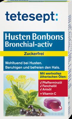 TETESEPT Husten Bonbons Bronchial-activ zuckerfrei