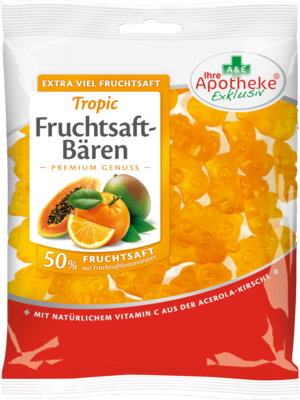 FRUCHTSAFT-Bären Tropic 50% Fruchtsaft apo.exkl.