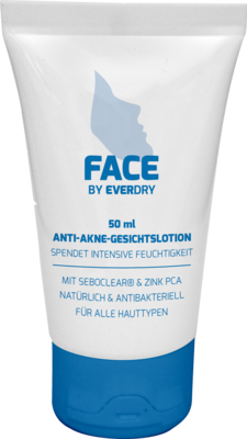 EVERDRY antibakterielle Gesichtslotion